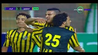تحليل ضيوف البرنامج للشوط الأول الرائع من مباراة المقاولون العرب والرجاء - المقصورة