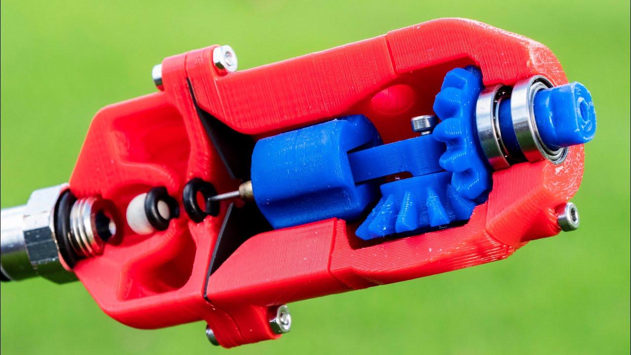 Download Diaphragm Air Engine