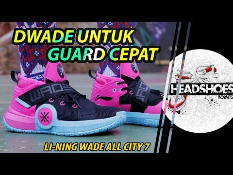 Li-Ning Wade All City 7 Performance Review