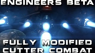 Fully Modded Cutter Combat S4 EP 39