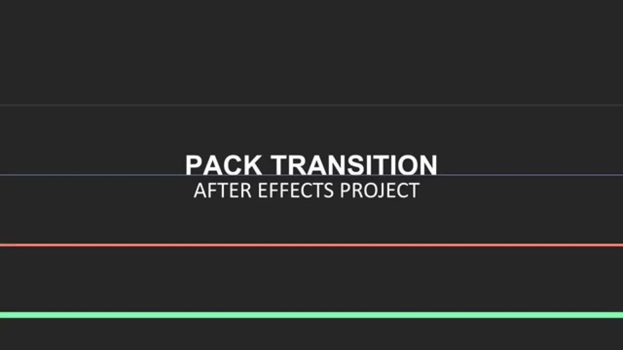 Free Project After Effects | Pack 10 Transition | Proyecto gratis ...