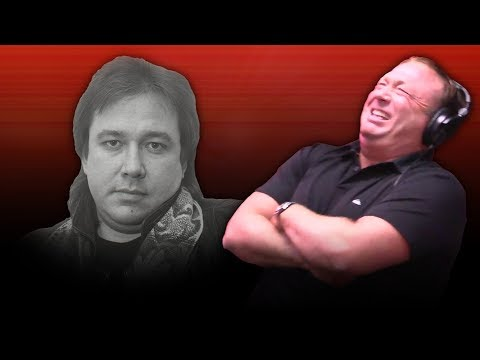 Alex Jones & Bill Hicks