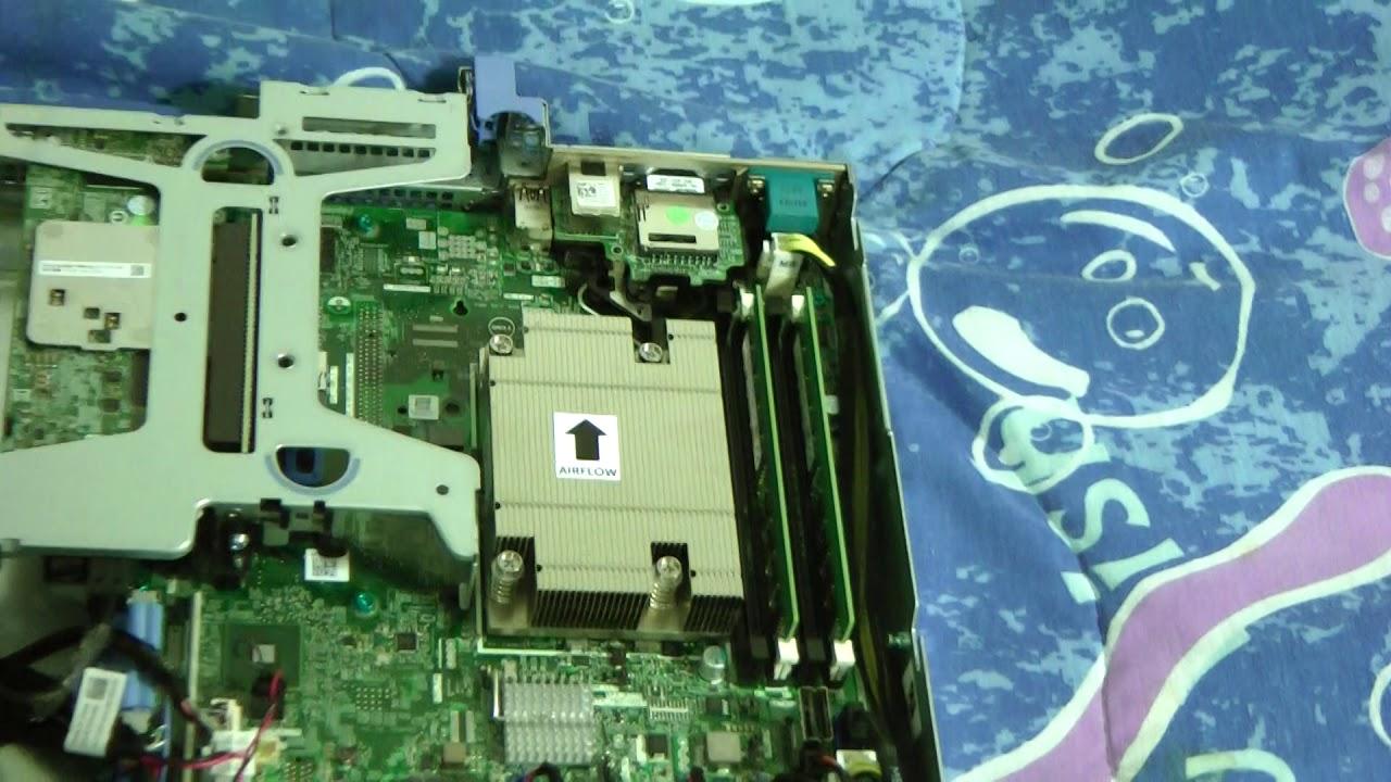 DELL POWEREDGE R230 W 4 1 TB 10K SAS