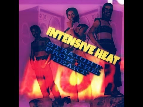 INTENSIVE HEAT   STRAIGHT FROM THE HEART 1983 UNRELEASED