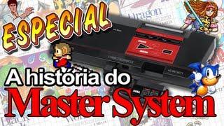 Master System - A História do 8-Bits da Sega
