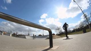 Canon 600D/Rebel T3i Skate Test