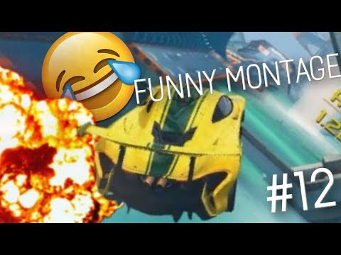 FUNNY ASPHALT 8 MONTAGE #12 (Funny Moments and Stunts)