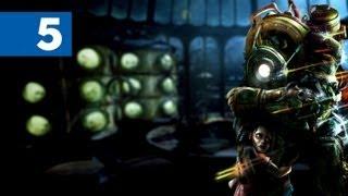 Прохождение Bioshock — Часть 5: Мутанты-пауки
