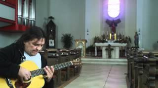 Weihnachten #12 : Stille Nacht (Slide Guitar) - Christmas Fingerstyle Guitar Solo - Helmut Bickel