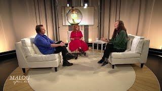 Salongen #55 Emil Jensen och Martina Montelius - Malou Efter tio (TV4)