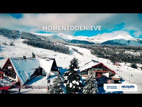 Temporada Invernal 2021 #MomentodeNieve