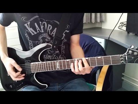 Rammstein - Ramm 4 (Ramm Vier) Full Guitar Cover [HD]