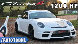 1200HP Porsche 9ff 911 GT3 *HUGE TURBO* REVIEW on AUTOBAHN [NO SPEED LIMIT] by AutoTopNL