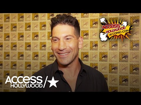 'Marvel's The Punisher': Jon Bernthal On The Responsibility Of Playing Castle | Access Hollywood