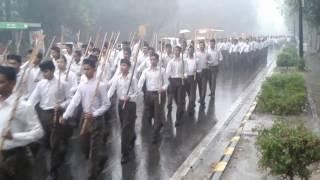 Ajay Gantantra Sanchalan by Rashtriya Swayamsevak Sangh (RSS) राष्ट्रीय स्वयं सेवक संघ
