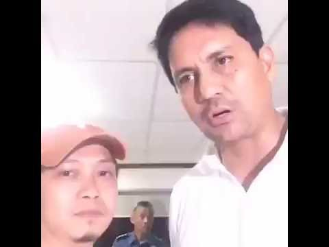 Drug Pushers Surrender to Mayor Richard Gomez