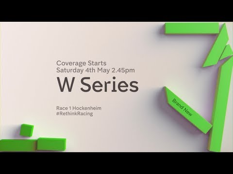 Where to Watch | W Series