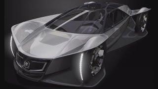 Cadillac Aera (2010) Concept