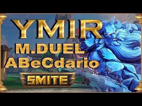 SMITE! Ymir, De guardianes va la cosa! Master Duel Abecedario #83