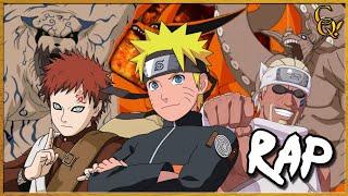 JINCHURIKI RAP CYPHER! ft. Rustage, NLJ & More (Naruto) - Connor Quest!