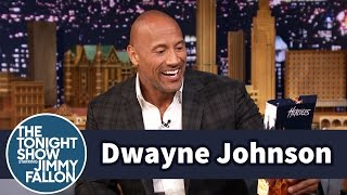 Dwayne Johnson Explains His Infamous