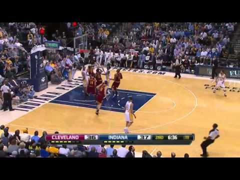 Indiana Pacers: Top 10 Plays of the Season 2012/13