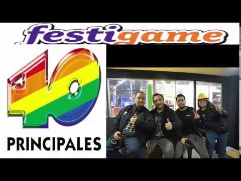 Festigame 40 - Sabado 29/08/2015 - Radio 40 Principales