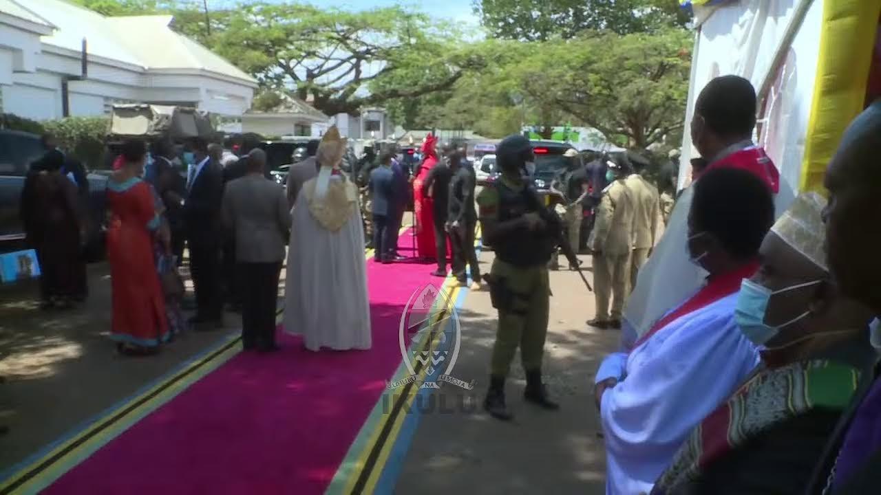 Download Mhe. Rais Samia Suluhu Hassan akishiriki Maadhimisho ya Jubilee ya Miaka 50 ya Hospitali ya KCMC,…