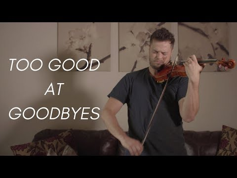 Combining 15 Separate Violin Loops Into One Song - Sam Smith | Too Good At Goodbyes
