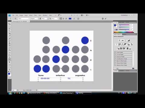 Como leer un reloj binario - YouTube 6e946c8edb64