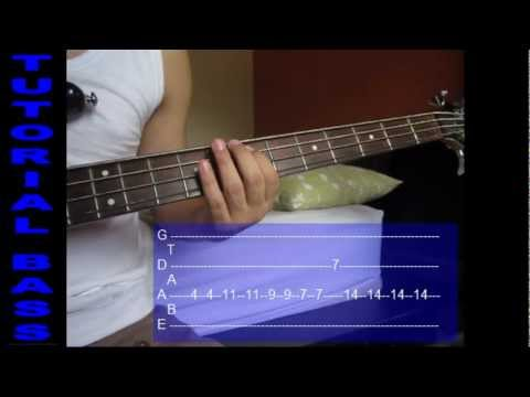 Tomalo Hillsong Bajo Bass Cover Tutorial