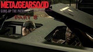 Let's Play Metal Gear Solid 4 Guns of the Patriots {German} Part 8: Schön und tödlich