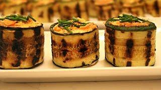 Rulou Aperitiv-zucchini Cu Somon Adygio Kitchen