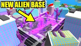 *NEW* ALIEN CRIMINAL BASE UPDATE | Roblox Mad City Update and Codes