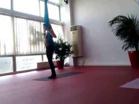 Aerial Yoga Thessaloniki