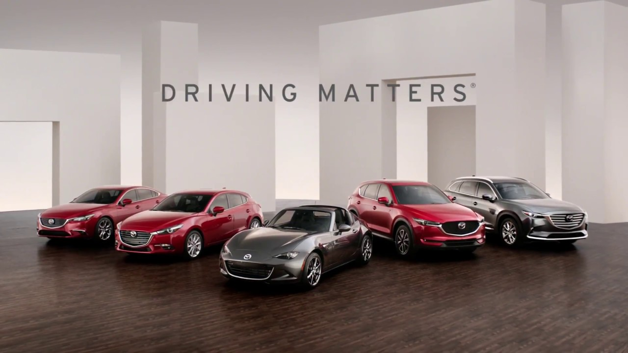 Driver S Choice Event Suv Driving Matters 2017 Mazda Cx 9 Mazdausa