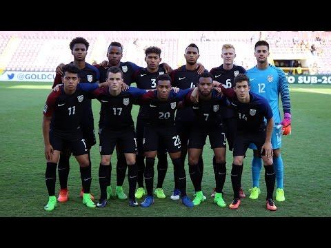 U-20 MNT vs. St. Kitts & Nevis: Highlights - Feb. 24, 2017