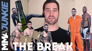 The Break: Prison life and Thanksgiving leftovers