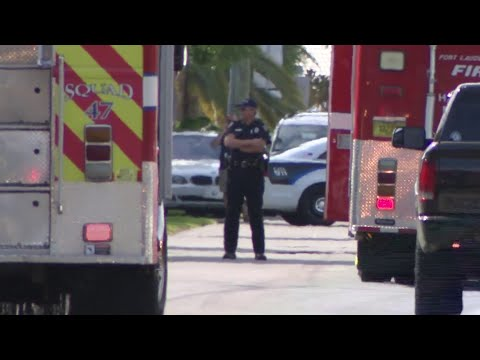 Authorities investigate health incident affecting 27 at school in Fort Lauderdale