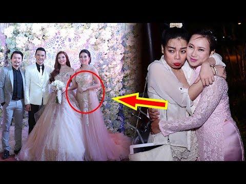 """Choáng trước thời trang """"cấm kị"""" mà loạt sao Việt lỡ diện khi đi dự đám cưới"""