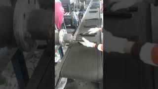 Produksi arang briket
