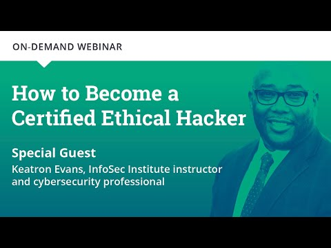 How to Become a Certified Ethical Hacker (CEH)