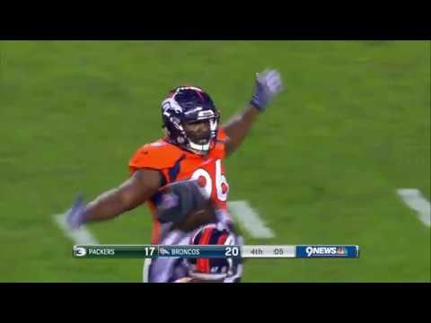 Denver Broncos 2017 Preseason Highlights || MillerTime1989