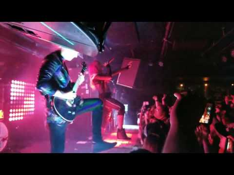 """Icon for Hire, """"Demons"""", live@The Studio at Webster Hall NYC"""