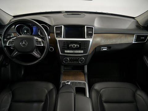 Mercedes-Benz M-Класс III (W166) ML 350 BlueTEC 4MATIC Особая серия 2014 г.
