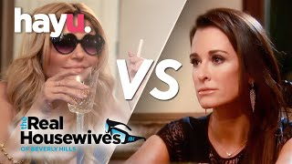Brandi Insults Kyle | The Real Housewives of Beverly Hills | Season 5