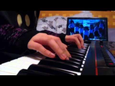 【Wake Up, Girls! ED】言の葉 青葉  を 弾いてみた KEYBOARD COVER
