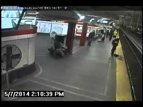Video MBTA tried to hide shows transit police officer beating man