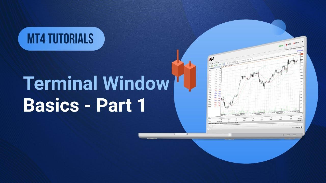 Xm Com Mt4 Tutorials Terminal Window Basics Part 1 Youtube