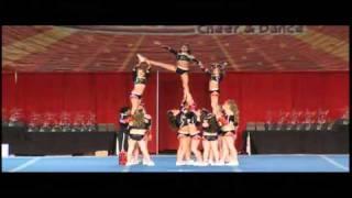 NY Cheer All Stars - Youth Small Level 2  **2010-2011**